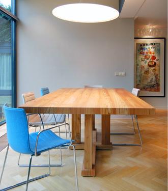 eetkamer woonhuis Utrecht – 2012