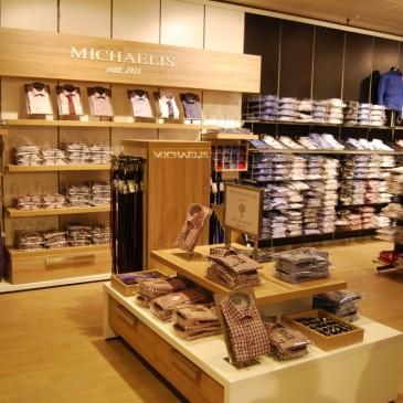 shop-in-shop meubilair MICHAELIS