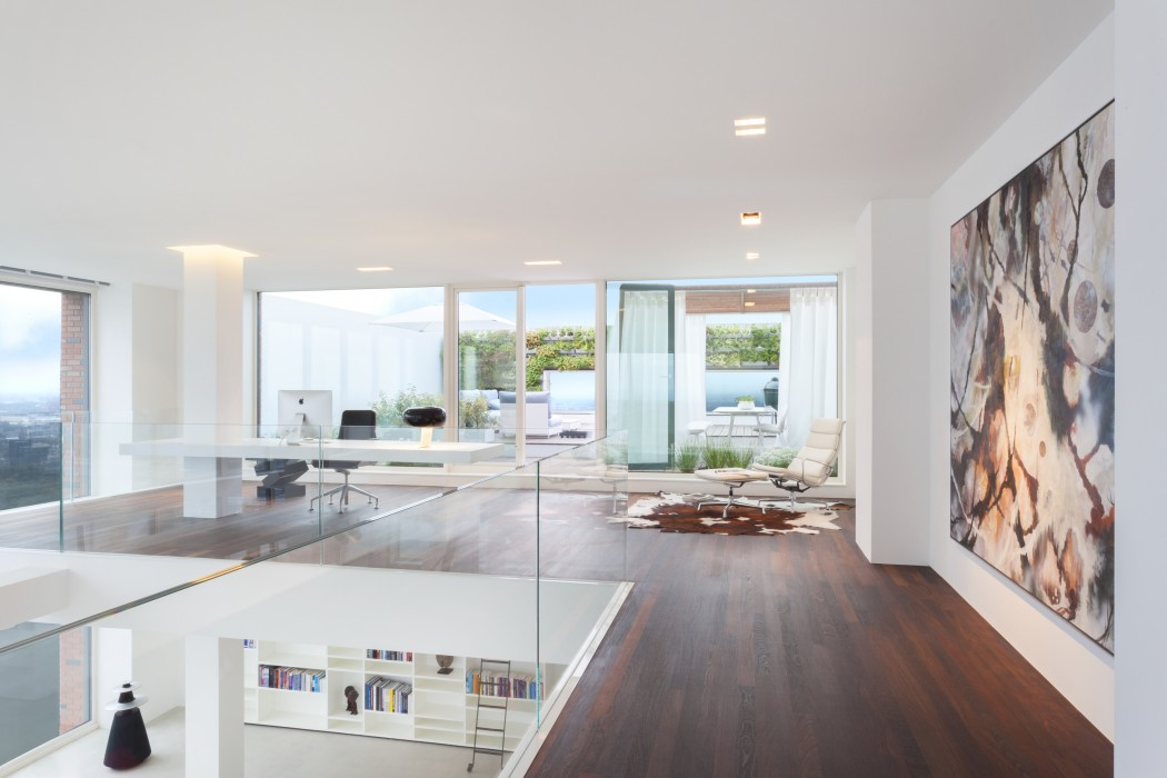Interieur penthouse montevideo 2014 lennart otte interieur for Interieur reinigen auto rotterdam